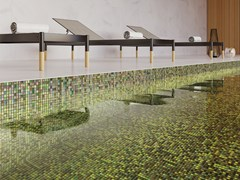 Mosaico in vetroWATER - L'ANTIC COLONIAL - PORCELANOSA GRUPO