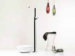Rubinetto per lavabo da terra monocomando WATERBLADE J | Miscelatore per lavabo da terra - Waterblade J