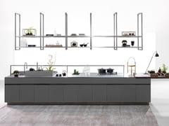 Cucina componibile con isolaWAVE GOURMET   Cucina - ORNARE