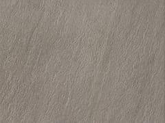 CERAMICHE KEOPE, WAY ANTHRACITE Pavimento/rivestimento in gres porcellanato effetto pietra