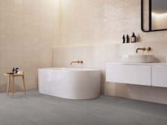 Rivestimento in ceramica a pasta bianca per interni WAY SERENE -