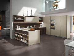 Cucina componibile in legno WAY | Cucina - SISTEMA