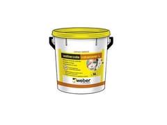 Weber Saint-Gobain, webercote calcecover L Pittura minerale colorata