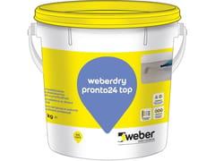 Saint-Gobain Weber, WEBERDRY PRONTO24 TOP Impermeabilizzante a base elastomerica