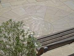 Pavimento per esterni carrabile in pietra naturaleWESTMINSTER PARISH CIRCLE - STONE AGE PVT. LTD.