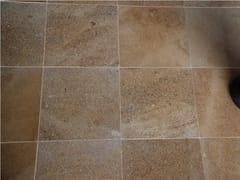 Pavimento/rivestimento in pietra naturale per interniWHARFDALE HONED LIMESTONE - STONE AGE PVT. LTD.