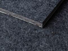 Pannello acustico in lana di pecora per rivestimentiWHISPERWOOL ANTHRACITE - TANTE LOTTE DESIGN