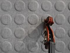 Tante Lotte, WHISPERWOOL POLKA Pannello decorativo acustico in lana di pecora