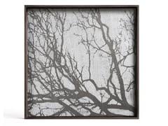 Vassoio quadrato in legnoWHITE TREE | Vassoio quadrato - ETHNICRAFT