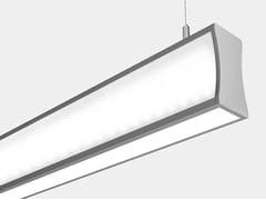 Lampada a sospensione a LED a luce diretta e indiretta WHY -