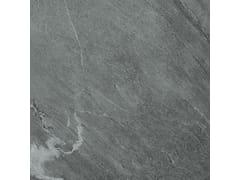 Pavimento/rivestimento in gres porcellanato effetto pietraWIDE GRES 240 CARDOSO GRIGIO SCURO - CERAMICHE COEM