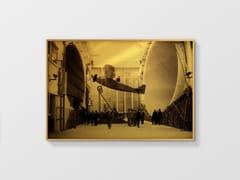 Stampa ad alta qualità fotografica su lastra AllurexWINDKANAL NCD-AG-S006 - SPAZIO 81