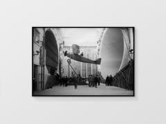 Stampa ad alta qualità fotografica su lastra AllurexWINDKANAL NCD-AS-S006 - SPAZIO 81