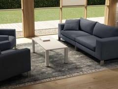 Tavolino basso rettangolare in nobilitatoWINGLET | Tavolino in nobilitato - BRALCO