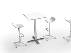 Tavolino in nobilitato WINGLET | Tavolino quadrato - Winglet