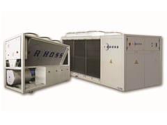 Pompa di calore / Refrigeratore ad acqua TCAEY-THAEY 2110÷4340 HE-A -