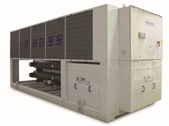 Sistema ecologico polivalente con condensazione ad ariaTXAEY 4400÷6660 - RHOSS