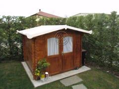 Casetta per giardini in legnoCasetta per giardini in legno 2 - GARDEN HOUSE LAZZERINI