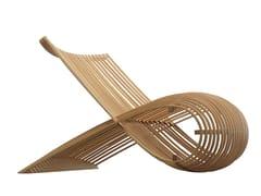 Poltrona in legnoWOODEN CHAIR - CAPPELLINI BY CAP DESIGN