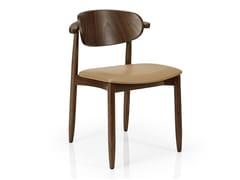 Sedia da ristorante in legno JOANNA | Sedia in legno - Joanna