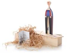 Scultura in legno WOODEN DOLL N.22 - Wooden Dolls