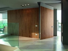 Porta d'ingresso in legnoSWS | Porta d'ingresso in legno - OIKOS VENEZIA