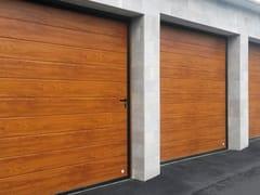 Portone da garage scorrevole lateraleIBIS | Portone da garage in legno - BREDA SISTEMI INDUSTRIALI