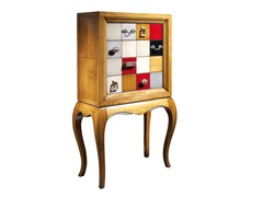 Cassettiera in legnoCIBELES | Cassettiera in stile moderno - LOLA GLAMOUR