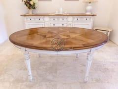 Tavolo rotondo in legno su misuraTavolo in legno 1 - GARDEN HOUSE LAZZERINI