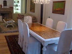 Tavolo rettangolare in legno su misuraTavolo in legno 2 - GARDEN HOUSE LAZZERINI