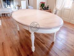 Tavolo ovale in legno su misuraTavolo in legno 5 - GARDEN HOUSE LAZZERINI