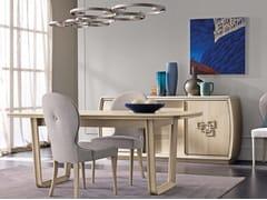 Tavolo da pranzo rettangolare in legnoAMARCORD DAY | Tavolo in legno - CANTIERO