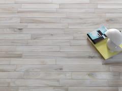 Pavimento/rivestimento in gres porcellanato effetto legnoWOODIE WHITE - CERAMICA RONDINE