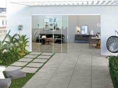 Pavimento in gres porcellanato per interni ed esterniWORK 2.0 - GRUPPO ARMONIE
