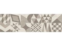 Rivestimento in ceramica effetto cementineWORK | Marmette sabbia - ARMONIE CERAMICHE