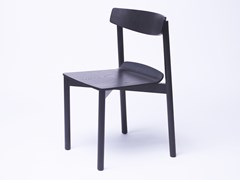 Sedia in frassino con schienale apertoWOX 2 - ALITICON