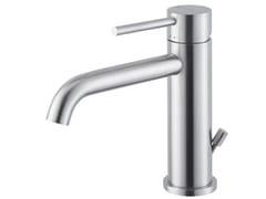 Miscelatore per lavabo da piano con piletta X-STEEL 316 | Miscelatore per lavabo da piano - X-STEEL 316