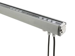 Barra a LED in alluminio da incasso per esterniXENIA_W PRO - LINEA LIGHT GROUP