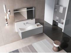 Mobile lavabo sospeso con armadioXFLY 02 - BMT