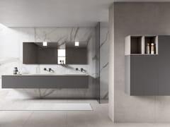 Mobile lavabo sospeso con armadioXFLY 03 - BMT
