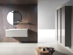 Mobile lavabo sospeso con specchioXFLY 13 - BMT