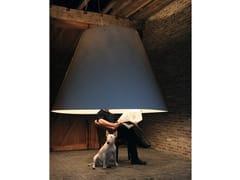 Lampada a sospensione a LED in poliestere°XL(AMP) LARGE - EDEN DESIGN