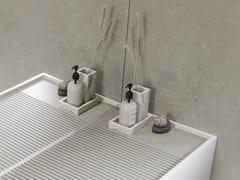 Pavimento/rivestimento in gres porcellanato effetto pietraXTONE - BERNA ACERO - PORCELANOSA GRUPO