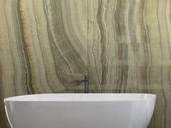 Pavimento/rivestimento in gres porcellanato effetto marmoXTONE - ONICE GREEN - PORCELANOSA GRUPO