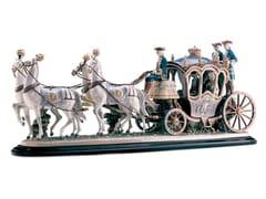 Soprammobile in porcellanaXVIIITH CENTURY COACH - LLADRÓ