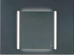 Specchio con illuminazione integrata da parete XVIU | Specchio con illuminazione integrata - XViu