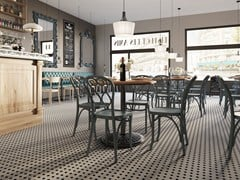 ETRURIA design, XXS - OTTAGONO Pavimento/rivestimento in gres porcellanato a tutta massa per interni ed esterni