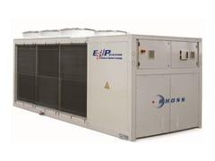 Sistema ecologico polivalente con condensazione ad ariaY-PACK EXP - RHOSS