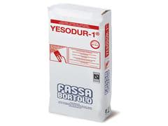 Intonaco di gessoYESODUR 1 - FASSA
