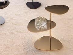 Tavolino di servizio in metalloYORI | Tavolino in metallo - DÉSIRÉE DIVANI